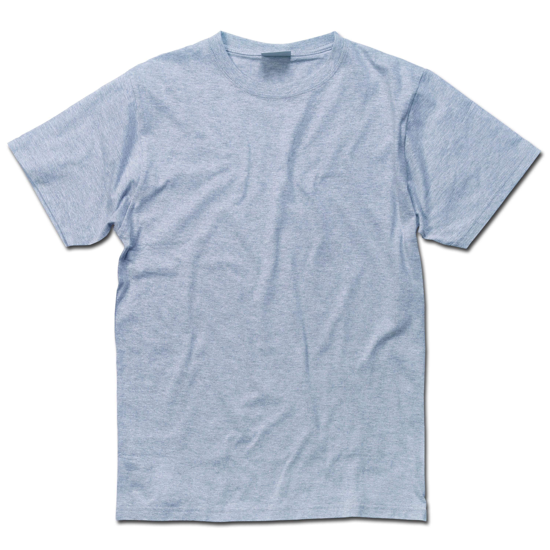 T-Shirt Vintage Industries Wing hellgrau