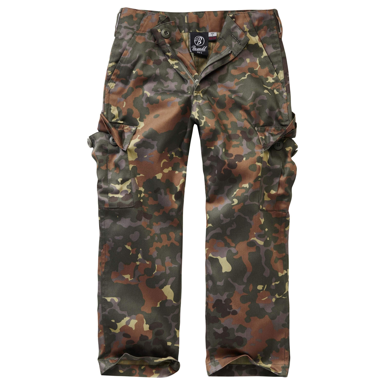 Brandit Hose US Ranger Trouser Kids flecktarn