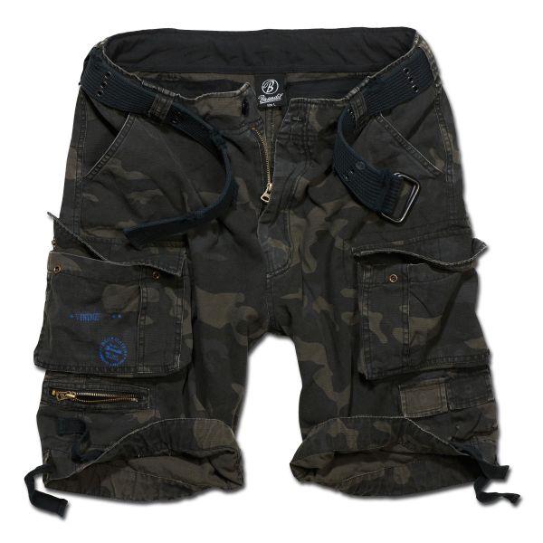 Savage Shorts Brandit darkcamo