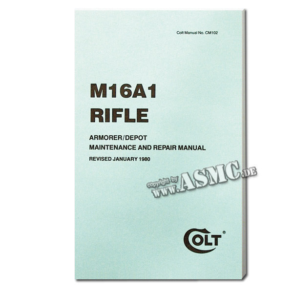 Buch Rifle M16A1