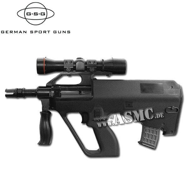 Gewehr Softair Mini AUG 0,08 J