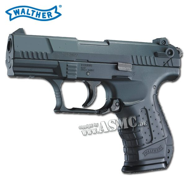 Pistole Softair Walther P22 schwarz 0.5 J