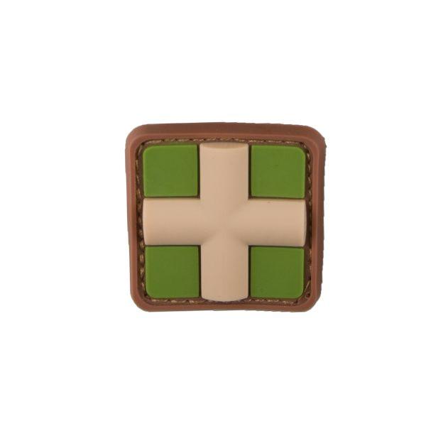 3D-Patch Red Cross Medic multicam 25 mm