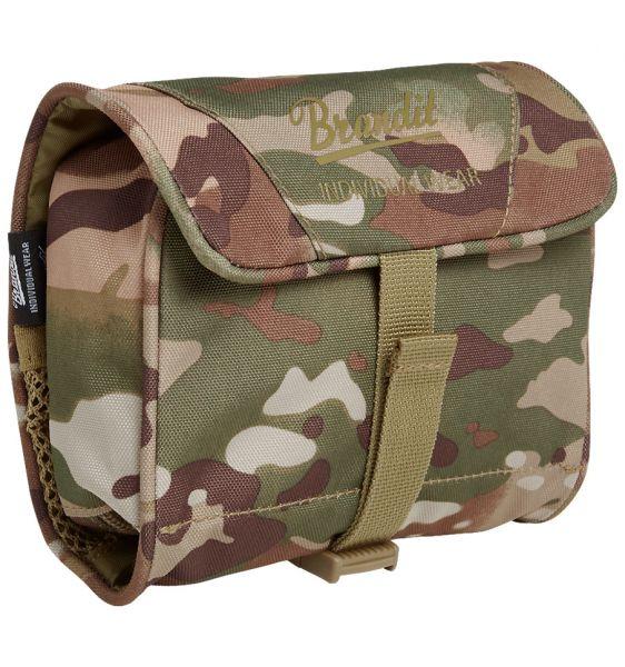 Brandit Toilettentasche Toiletry Bag medium tactical camo