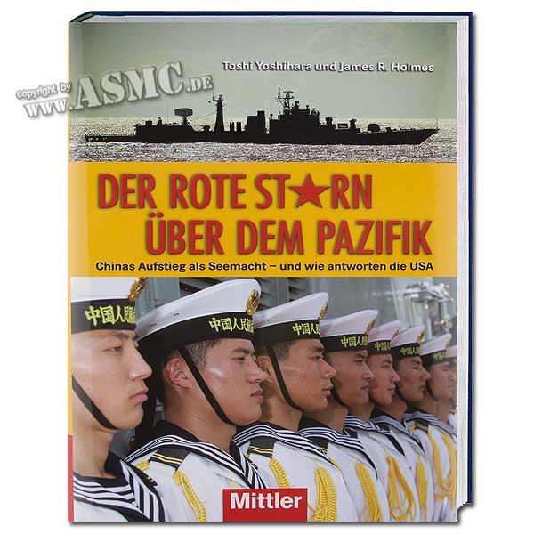 Buch Der rote Stern über dem Pazifik