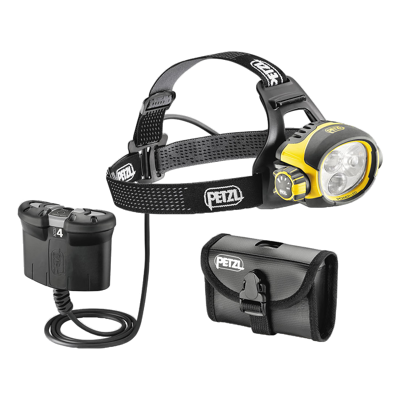 Petzl Stirnlampe Ultra Vario Belt