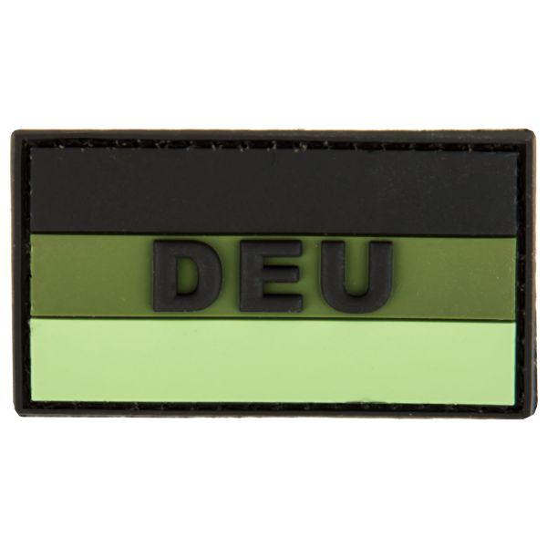 3D-Patch DEU subbed schwarz-oliv