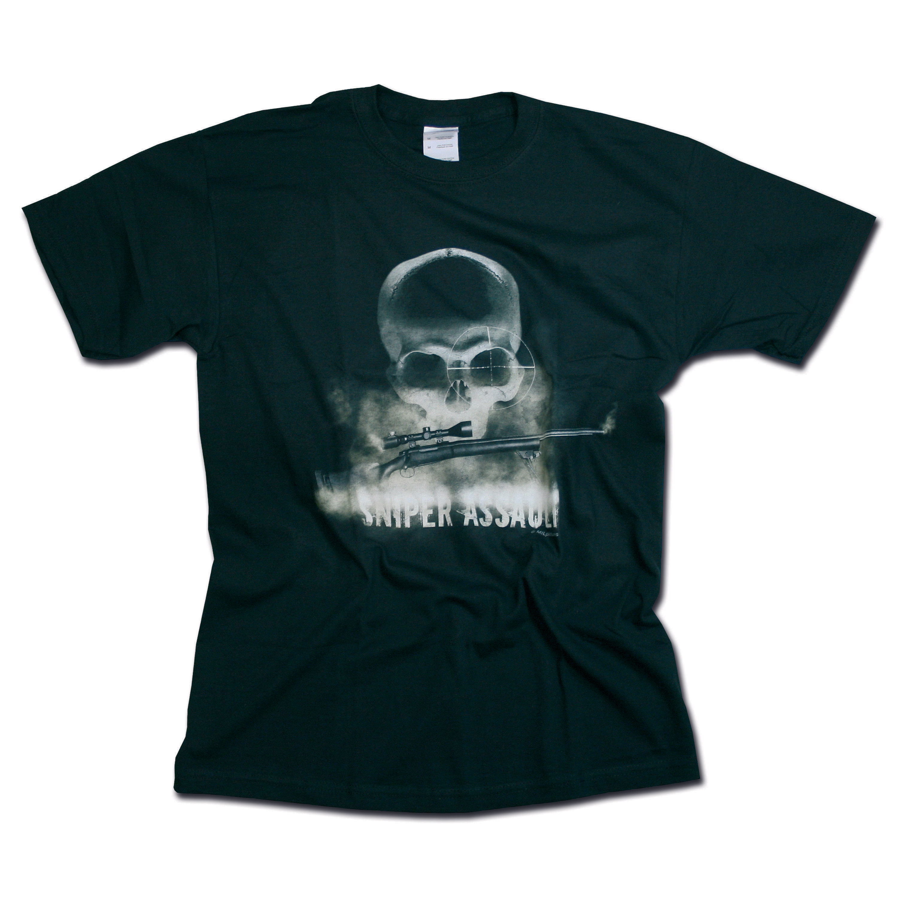 T-Shirt Mil-Pictures Sniper Assault
