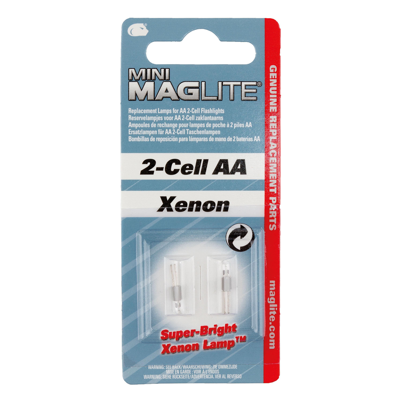 Ersatzbirnen für Mini Mag-Lite/Co Stirnlampe