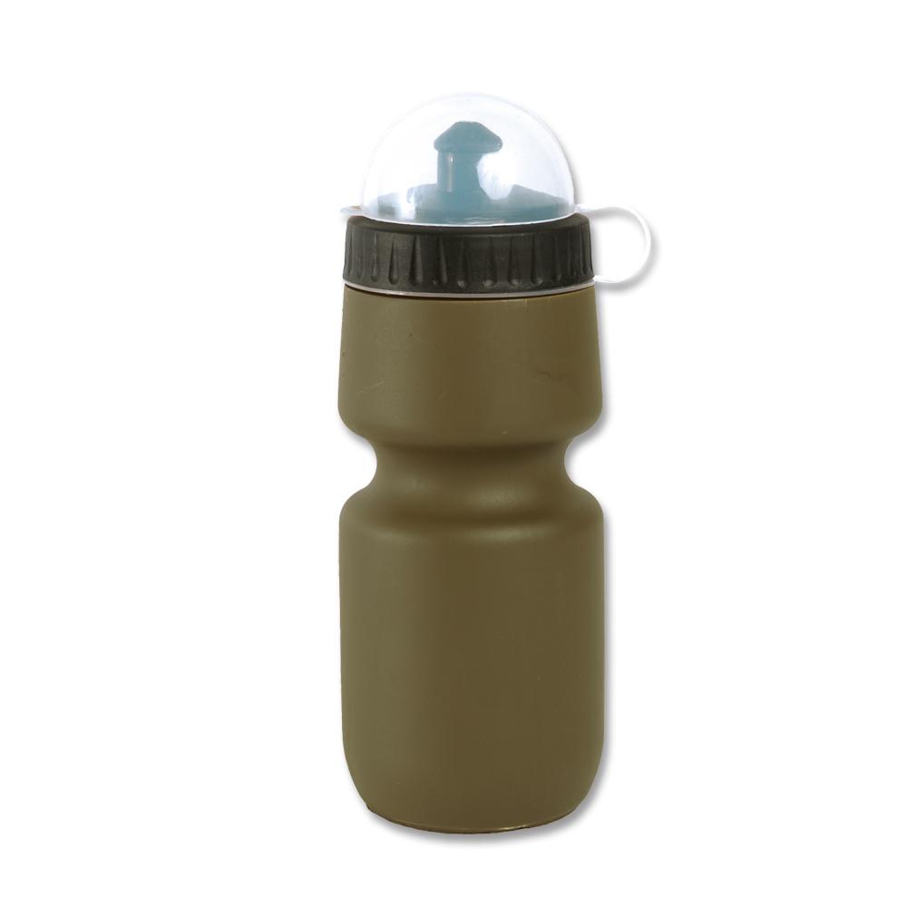 Einhand-Trinkflasche 0.5 l oliv