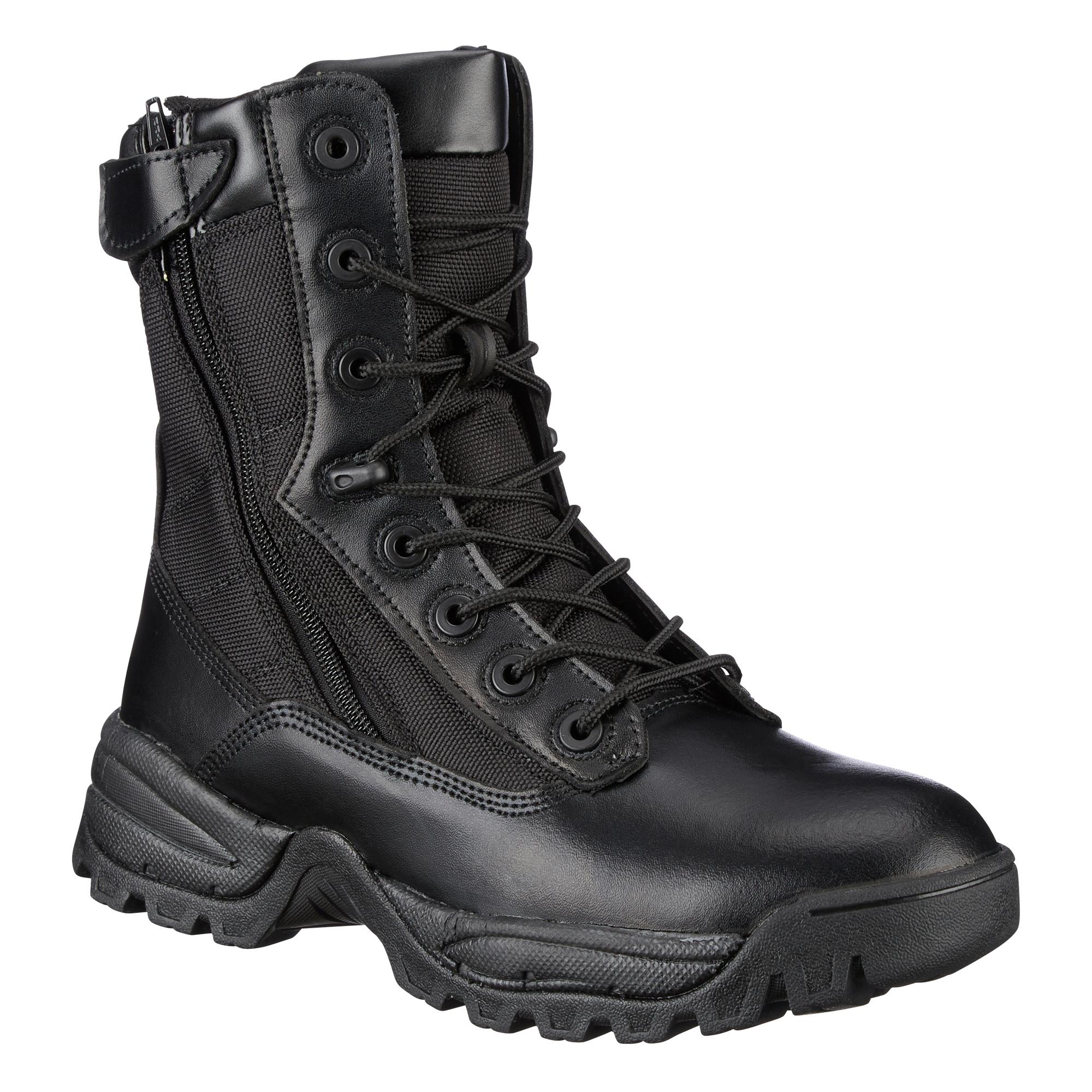 Tactical Boots Two-Zip Mil-Tec schwarz