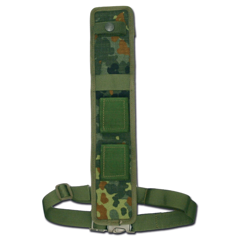 Messer-Tragesystem Tactical flecktarn