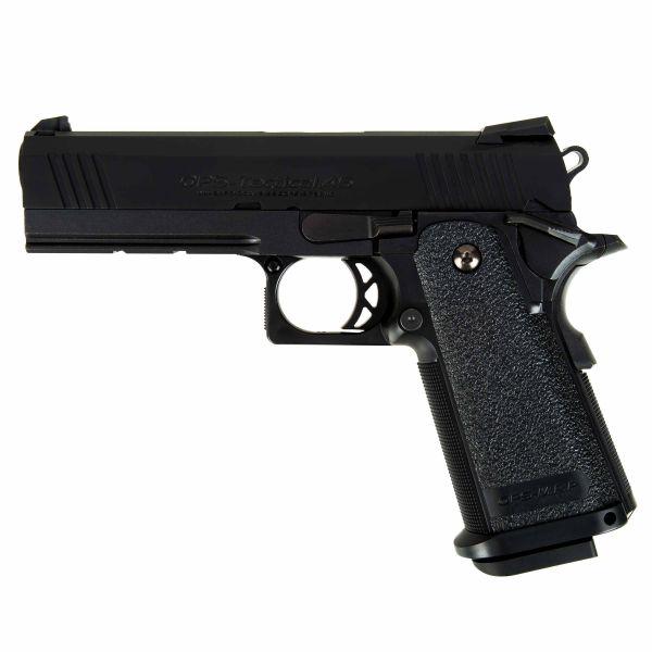 Tokyo Marui Airsoft Pistole Hi-Capa 4.3 GBB schwarz