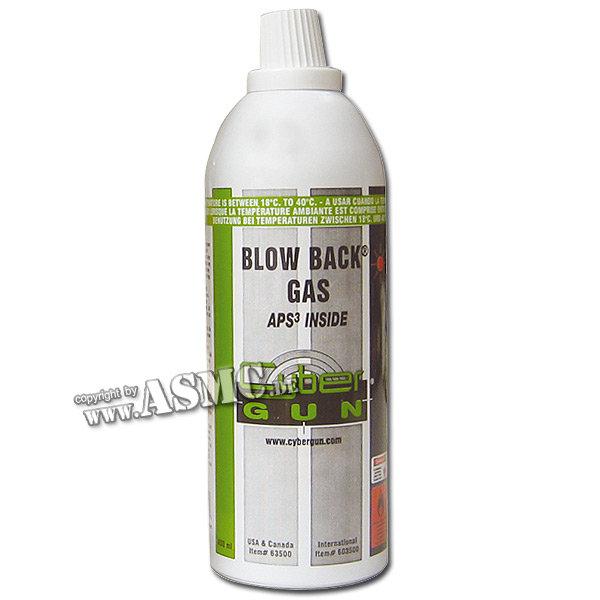 Blow-Back Gas Cybergun 400 ml