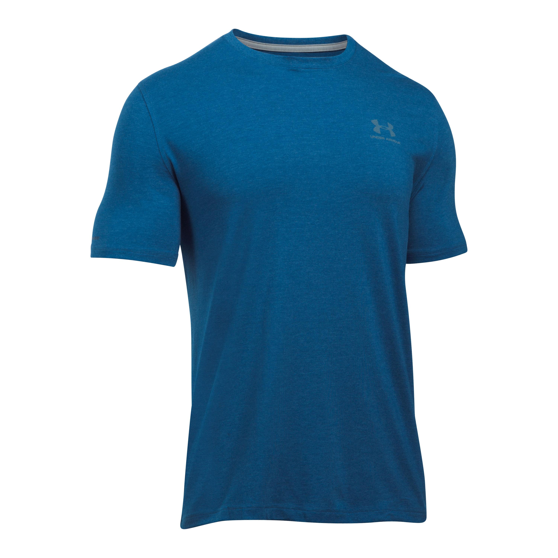 Under Armour Shirt CC Sportstyle blau