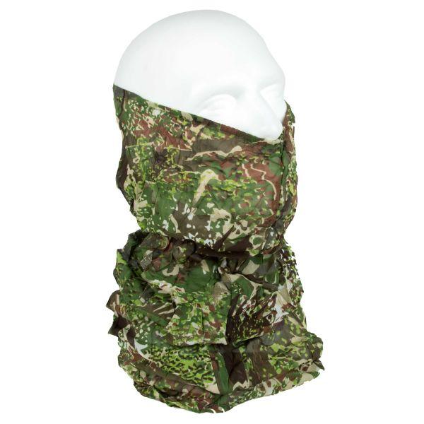Ghosthood Tarnzubehör Schlauchschal Tube Scarf concamo green