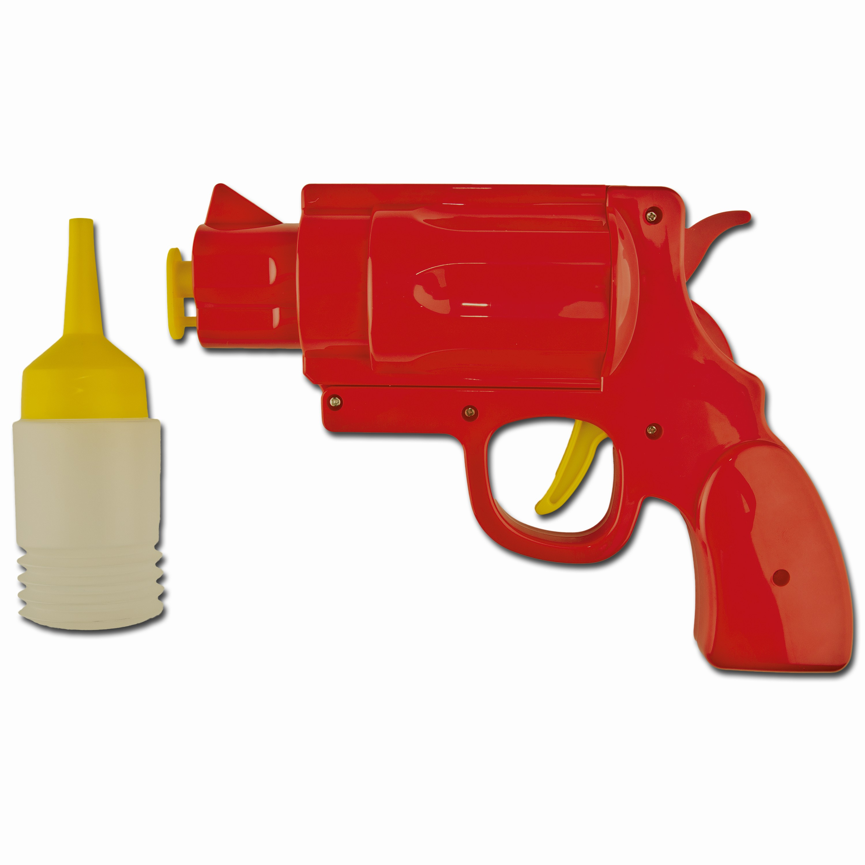Ketchup Senf Revolver