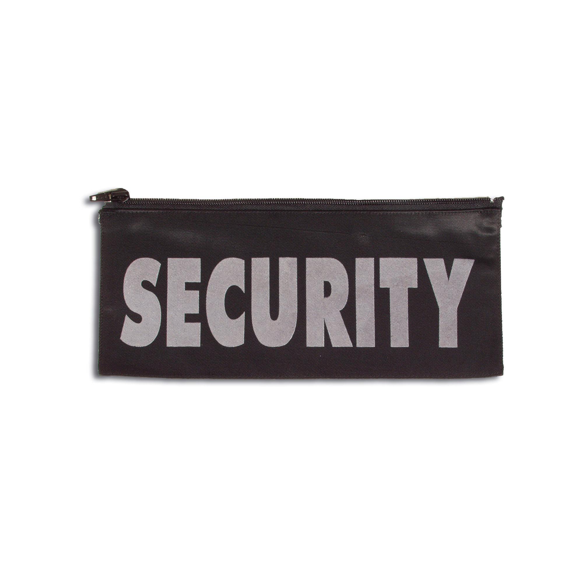 Brust-Patch mit Zipper Security