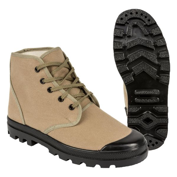 Canvas Schuhe Mil-Tec