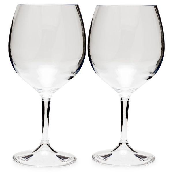 GSI Outdoors Weinglas Nesting Red Wine Glass 2er Set