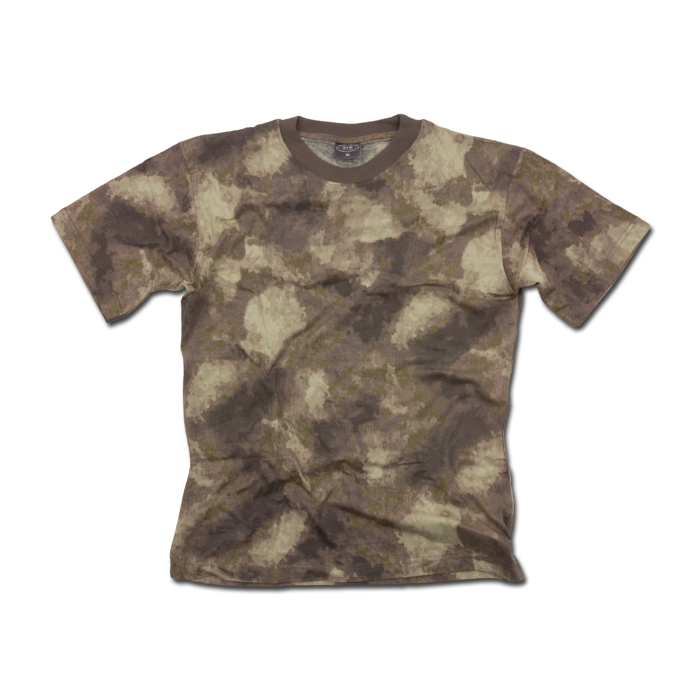 T-Shirt halbarm HDT-camo
