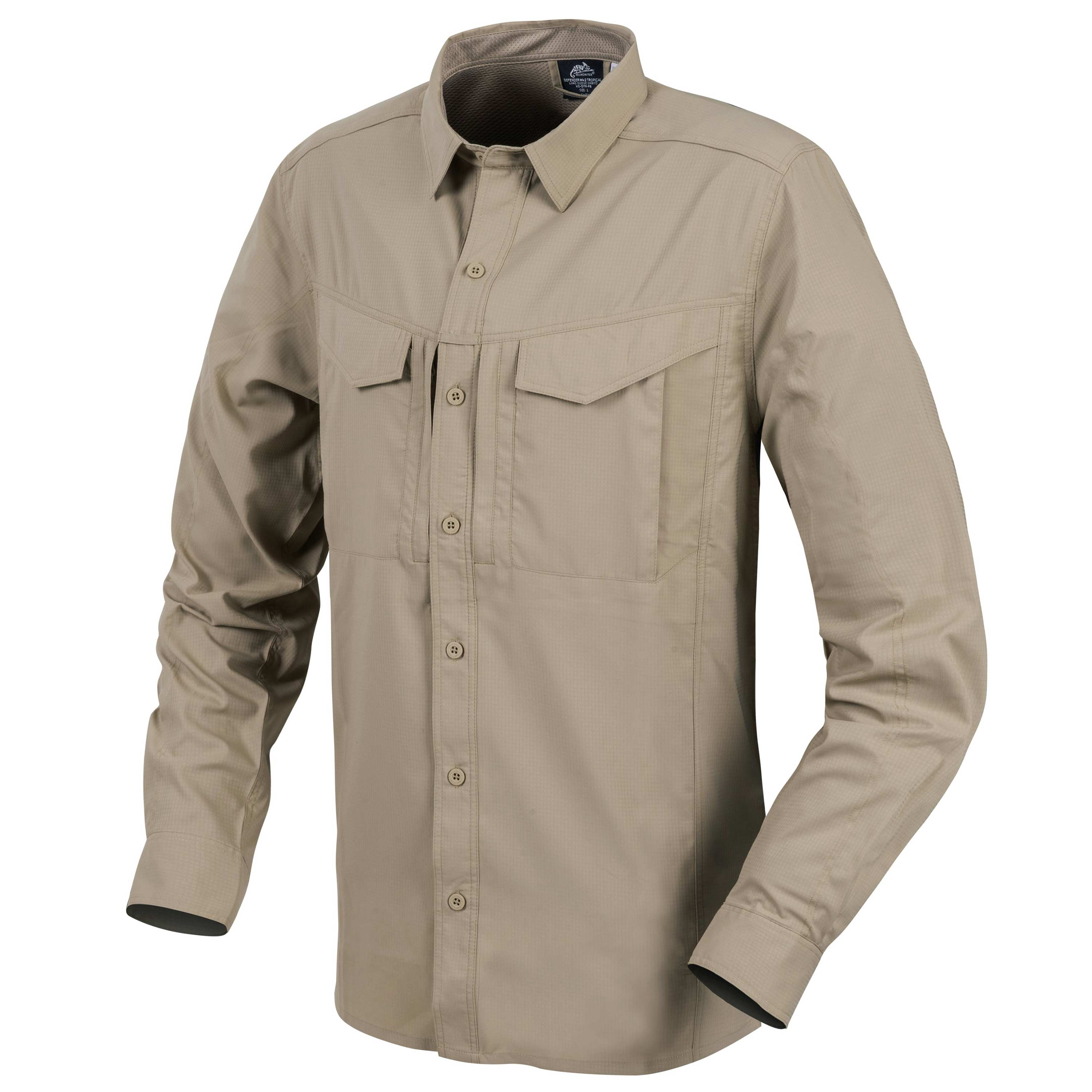Helikon-Tex Hemd Defender MK2 Tropical Shirt silver mink