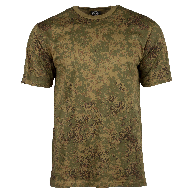 T-Shirt russisch digital tarn