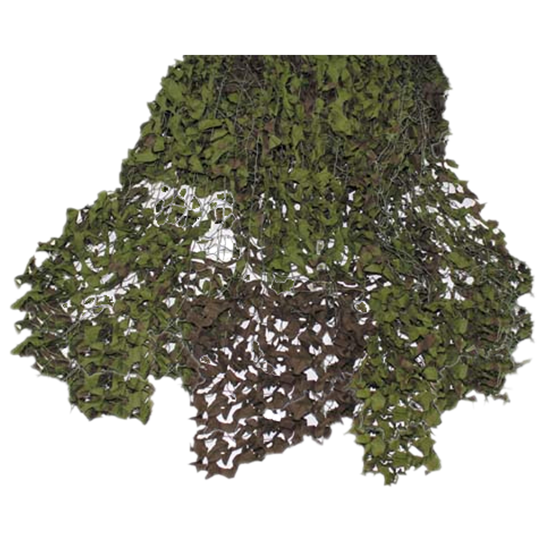 Britisches Tarnnetz geschnitten oliv gebraucht
