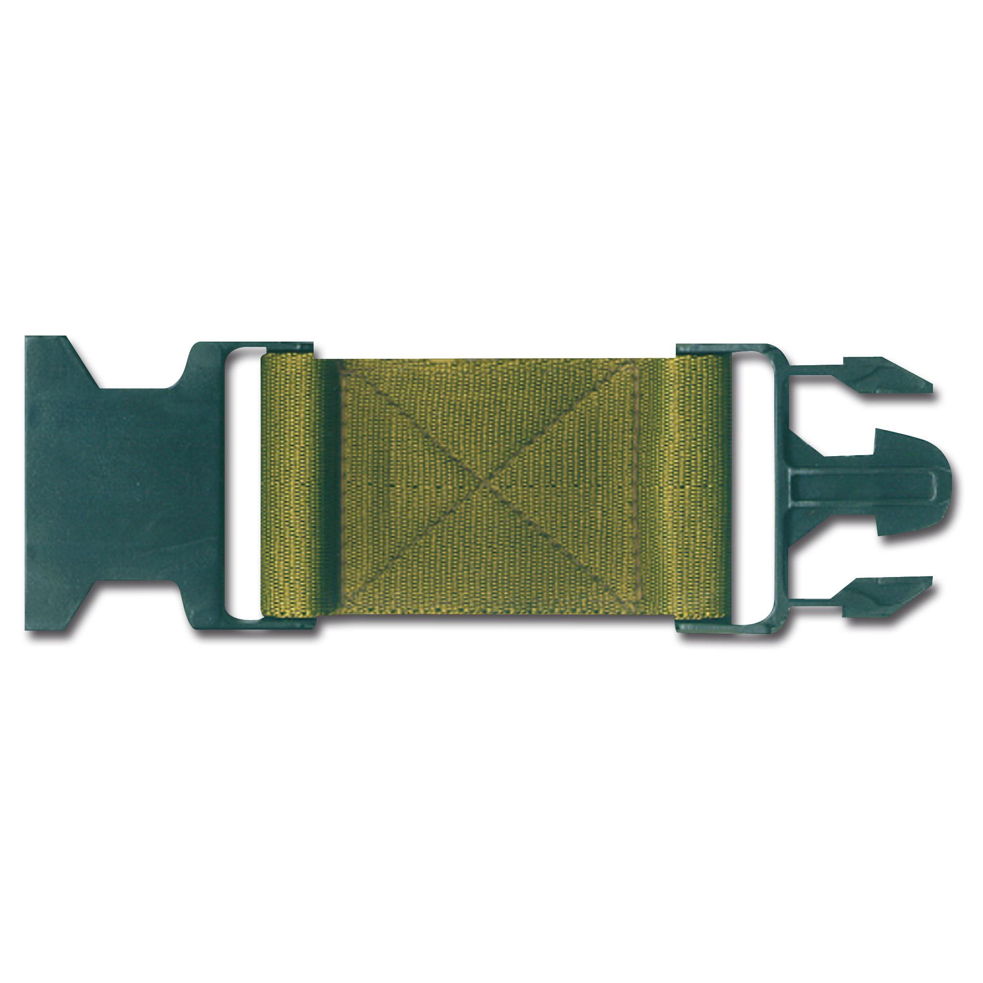 Koppelverlängerung LC-2 Fastex oliv