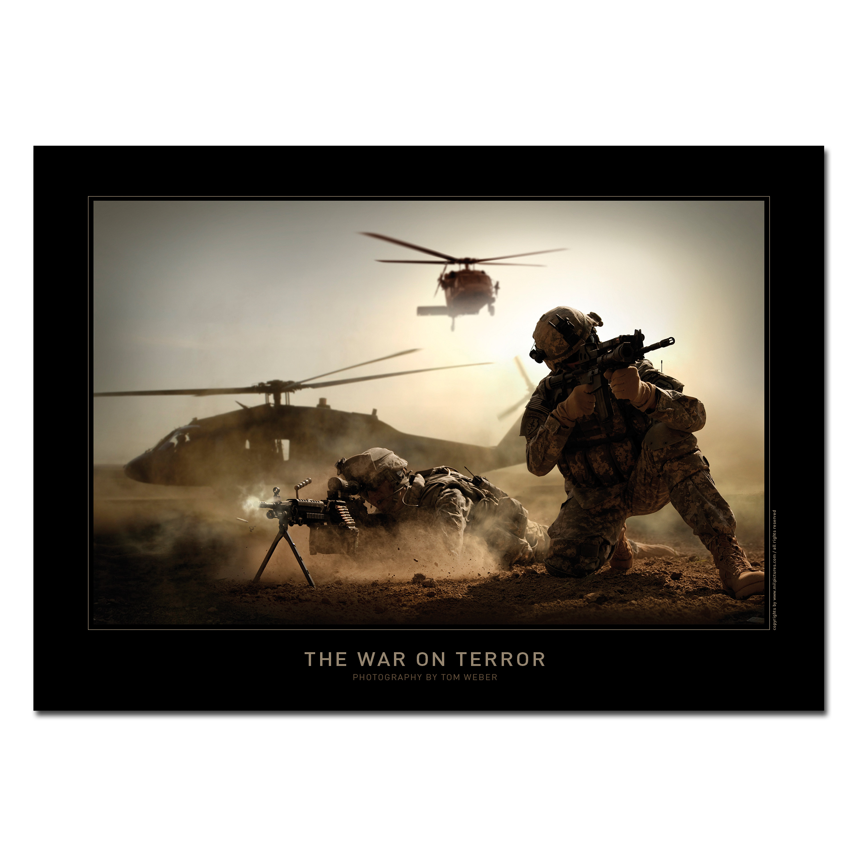 Poster War on Terror