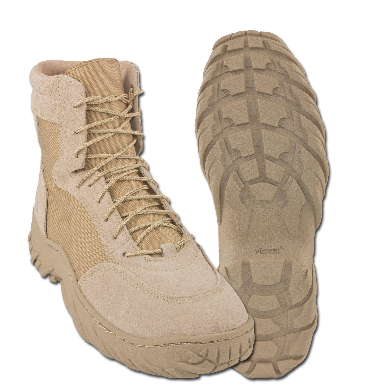 Stiefel Oakley S.I. Assault Boot desert