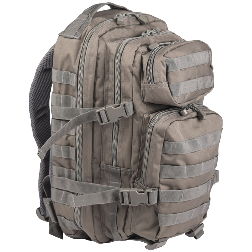 Rucksack US Assault Pack foliage