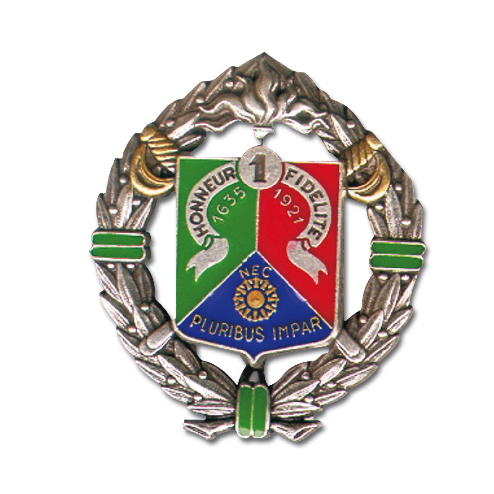 Abzeichen franz. Legion 1.REC