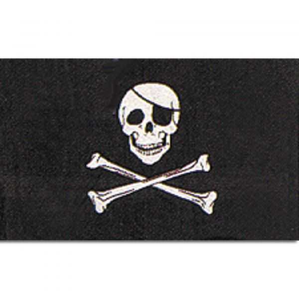 Flagge Pirat Totenkopf (Jolly Roger)