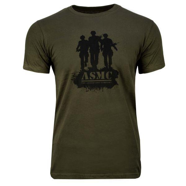 ASMC Shirt SOLDIER oliv