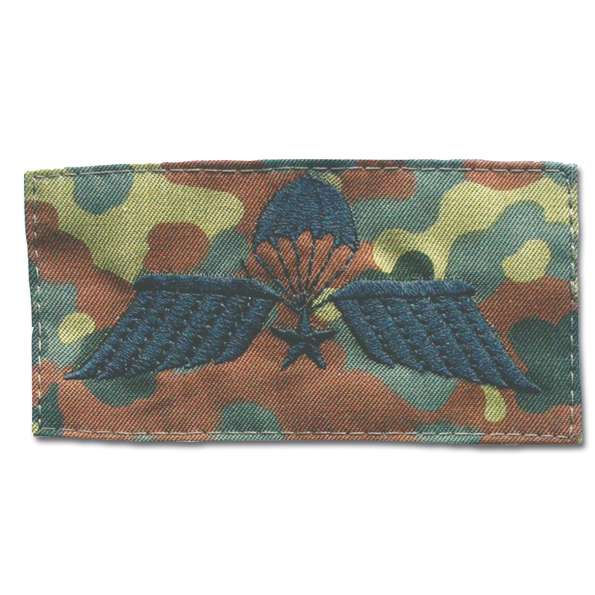 Abzeichen Springer Textil Holland flecktarn