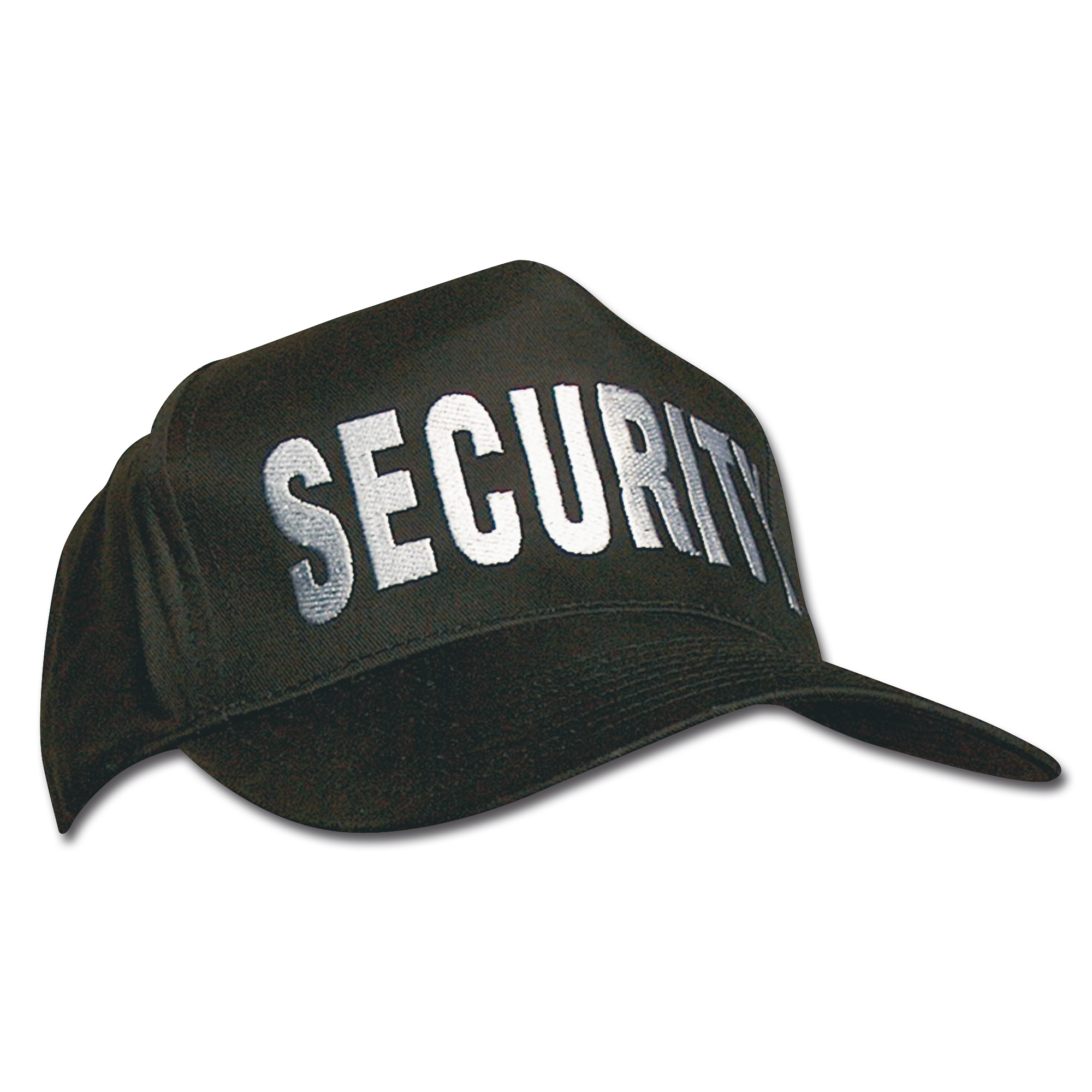 Baseball Cap SECURITY schwarz