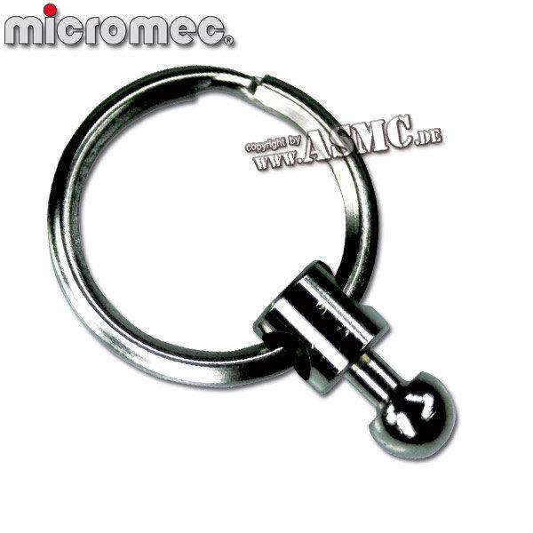 Schlüsselring Micromec einzeln