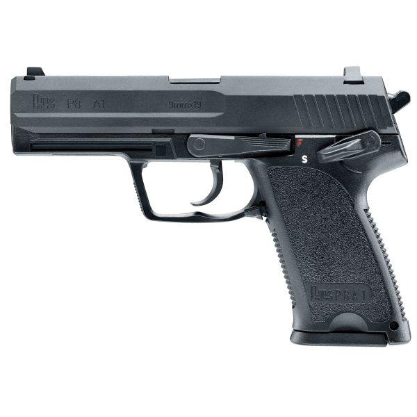 Heckler & Koch Airsoft Pistole P8 A1 1.0 J GBB schwarz