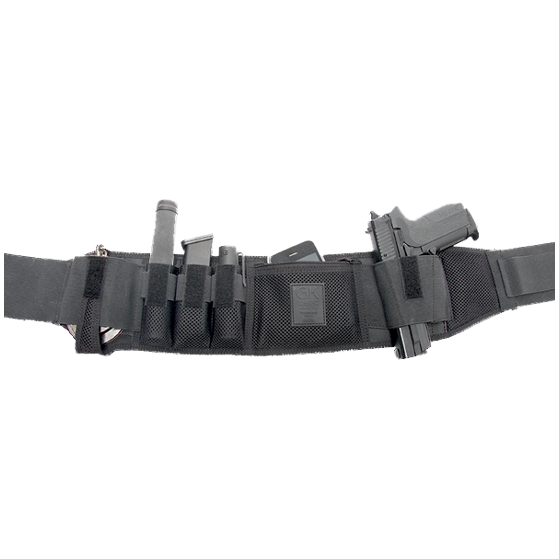 GK Pro Gürtel Hidden Belt schwarz