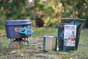 Mein liebster Kaffee beim Zelten