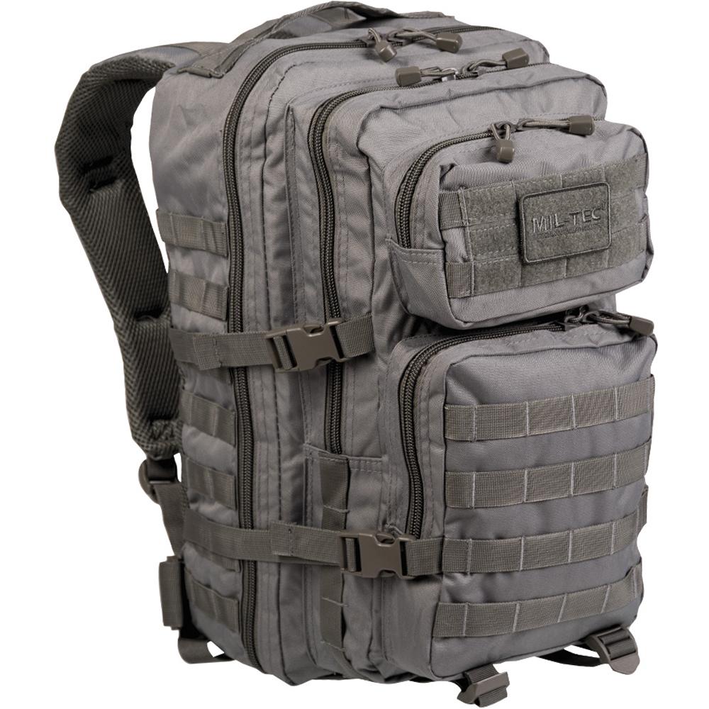 Rucksack US Assault Pack II foliage