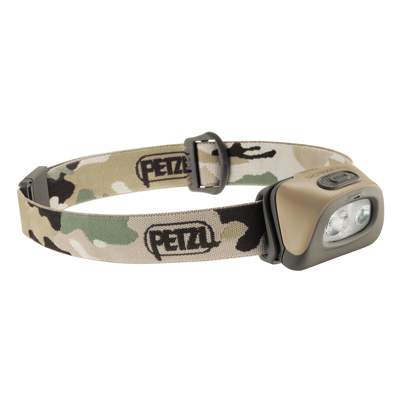 Stirnlampe Petzl Tactikka E89AHB C camo