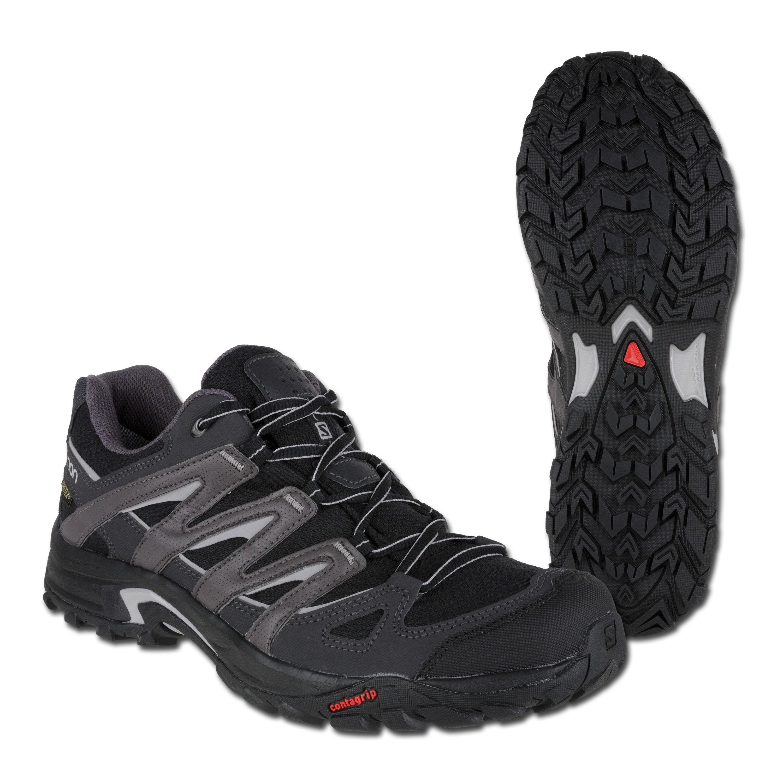 Salomon Schuhe Eskape GTX schwarz