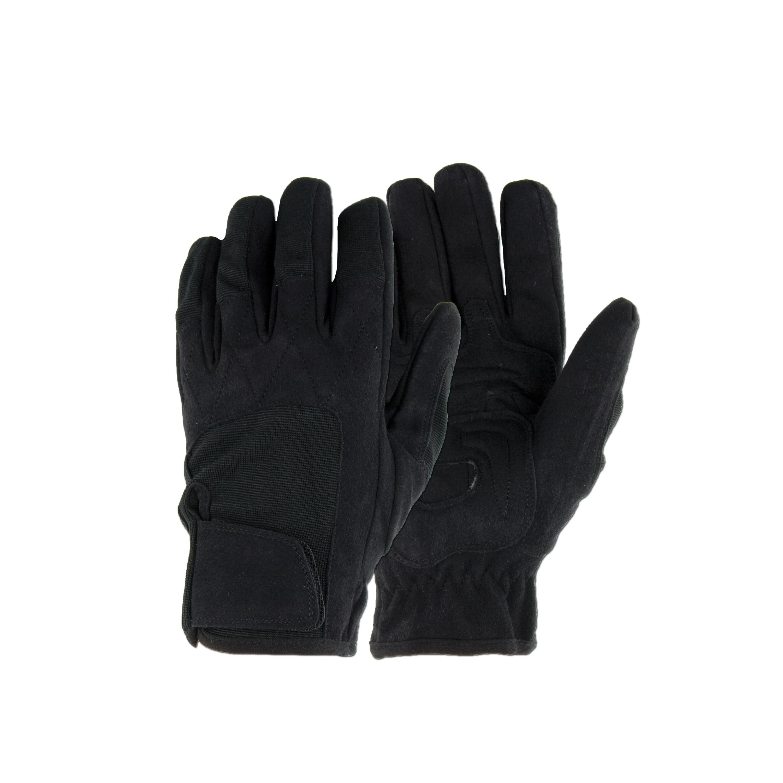 Fingerhandschuhe Neopren MFH Worker light schwarz