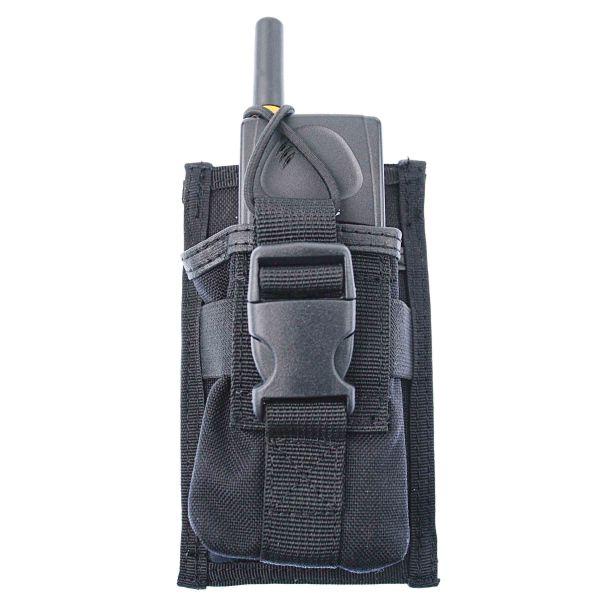 Coptex Funkgerätetasche schwarz