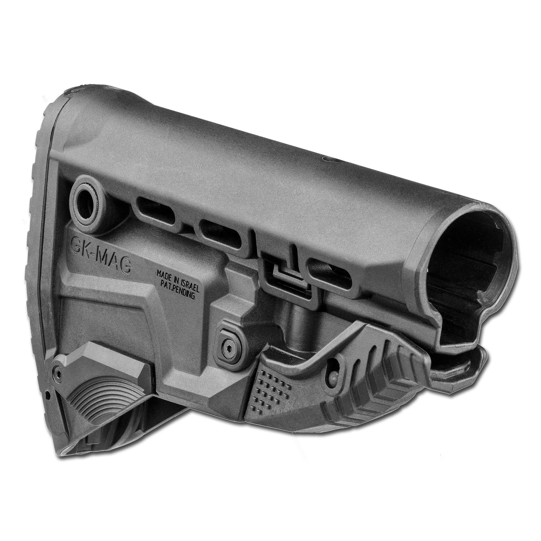FAB Defense Survival Schubschaft GL-Mag AK schwarz