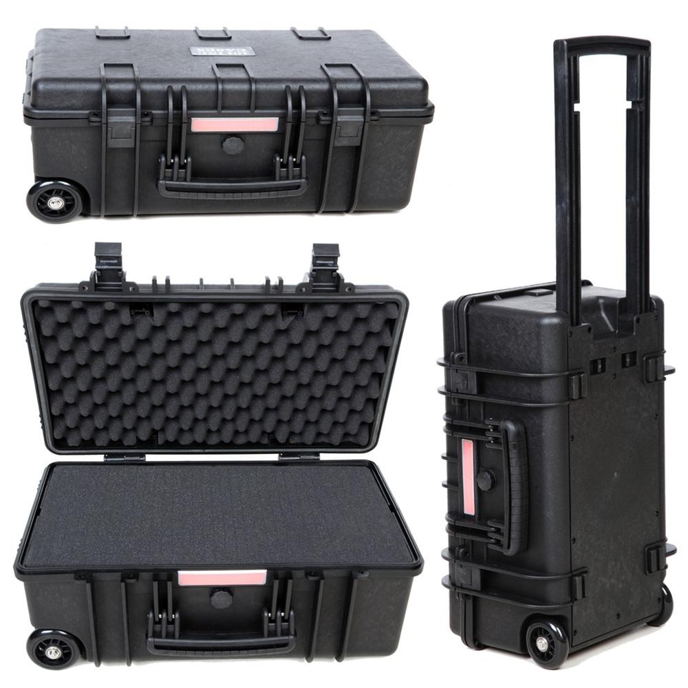 101 Inc. Transportbox 28.6 Liter schwarz