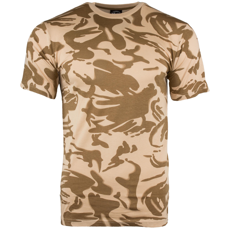 T-Shirt DPM-desert