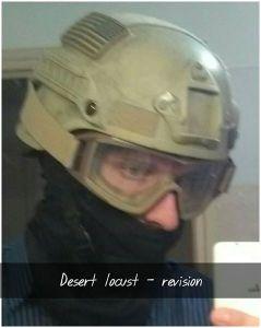 Désert Locust